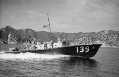 "retrowar: "" High Speed Launch of British Air/Sea Rescue Unit "" Diesel, E Boat, Edwards Air Force Base, Uss Nimitz, Royal Australian Air Force, Fast Boats, Staff Sergeant, Battle Of Britain, Flight Deck"