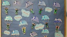 28th October, Greek Language, National Holidays, International Day, Always Learning, Independence Day, Deco, Preschool, Classroom