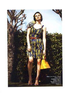 Ivana Helsinki in Timeout ! #editorials #fashion #style