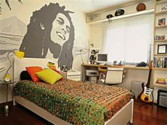 Teen Room Design for Small Rooms