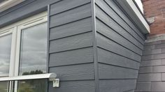 Fibre cement Cedral Weatherboard external cladding is the ideal low maintenance Cedral Weatherboard, External Cladding, Cottage Exterior, Garden Buildings, House With Porch, Windermere, House Extensions, Cement, Interior Inspiration