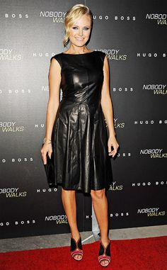 "Malin Akerman in Hugo Boss (2012 L.A. premiere of ""Nobody Walks"")"