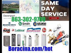 Best Emergency Hot Water Heater Repair In Davenport, Florida Same Day Se... Mobile Mechanic, Lakeland Florida, Car Repair Service, Real Estate Services, The Help, Day, Water, Davenport Florida, Facebook