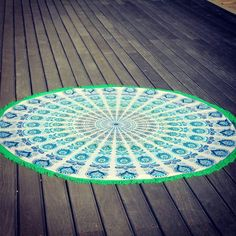 Those amazing roundies are available in our shop , you can use them as beach throw , oicnic planket , table cover and wal hanging Beach Picnic, Beach Fun, Picnic Blanket, Outdoor Blanket, Indian Mandala, Business Products, Table Covers, Online Gifts, Creative Photography