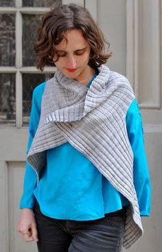 Joelle's Favorite Vest pattern by Purl Soho