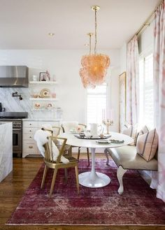 Decor therapy: infusing color through your rug