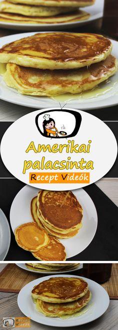 Pancakes, Food And Drink, Eat, Breakfast, Foods, Morning Coffee, Food Food, Food Items, Pancake