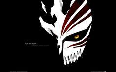 Bleach Ichigo Hollow Mask Artwork x Wallpaper Bleach Anime, Bleach Ichigo Hollow, Ichigo Hollow Mask, Bleach Art, Hd Anime Wallpapers, Full Hd Wallpaper, Free Hd Wallpapers, Wallpaper Backgrounds, Mac Wallpaper
