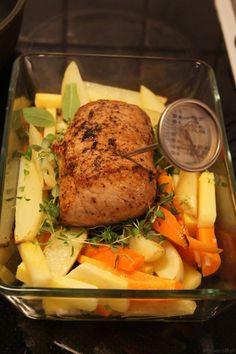 Chop Suey, Pork Loin, Turkey, Food And Drink, Meat, Baking, Fashion Inspiration, God, Pork Fillet