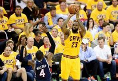 LeBron James 2015 Cleveland Cavaliers #lebron #james