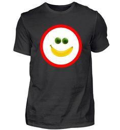 Früchte Smile T-Shirt Mens Tops, Fashion, Cotton, Moda, Fashion Styles, Fasion
