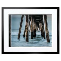 Propac Images Surf Framed Graphic Art
