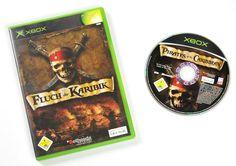 Microsoft Xbox Fluch der Karibik für X-BOX in OVP!