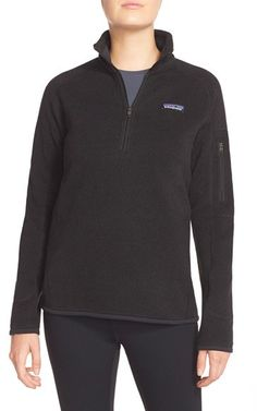Women's Patagonia 'Better Sweater' Zip Pullover