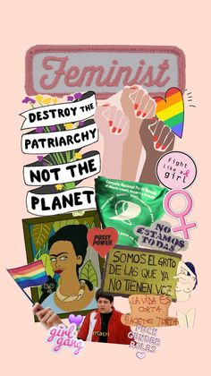 Collage Art Girl Power 49 New Ideas Feminist Af, Feminist Quotes, Power To The People, Intersectional Feminism, Power Girl, Powerful Women, Wall Collage, Aesthetic Wallpapers, Women Empowerment