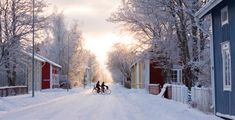 Is your home ready for the the Utah winter? Do you know what hazards you should look for? Or how to eliminate icicles without damaging your roof? Here are some good winter home maintenance tips! Travel Guides, Travel Tips, Holidays In Finland, Top 10 Destinations, Winter Scenery, Winter Pictures, Winter House, Winter Solstice, Winter Snow