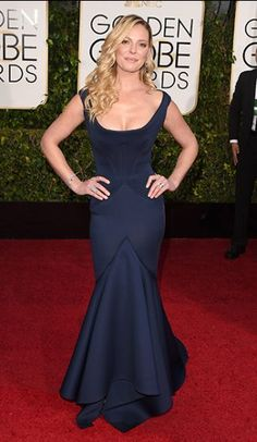Katherine Heigl attends the 72nd Annual Golden Globe Awards.