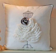 Идеи декора подушек - МирТесен