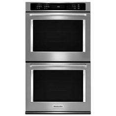 KitchenAid KODE500ESS Wall Oven - Stainless Steel | PCRichard.com | KODE500ESS