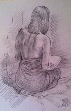 drawing, color pancil, paper