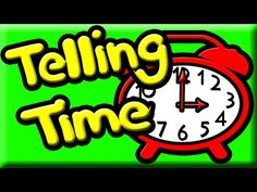 Tell Time for Kids | How to Tell Time to the Hour | Child Learning | Telling Time | Time for Babies - YouTube