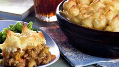 Shepherd's Pie - MatPrat Frisk, Cauliflower, Macaroni And Cheese, Oatmeal, Food And Drink, Pie, Vegetables, Breakfast, Ethnic Recipes
