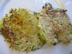 Japanese Cabbage Pancakes