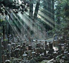 okunoin cemetery - Google Search