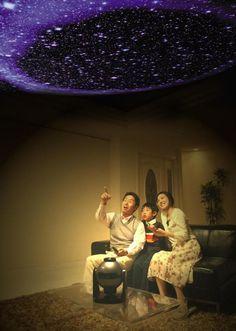 INFMETRY:: Homestar Extra Planetarium - Home