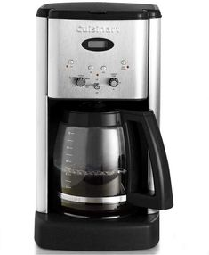 Dcc-1200 Brew Central 12-Cup Coffee Maker #sleek#apos#Cuisinart