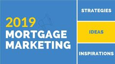 Loan Officer Mortgage Marketing Ideas, Tips, Technics and Strategies – - Your Finance Assistant 2019 Online Mortgage, Fha Mortgage, Mortgage Loan Officer, Mortgage Tips, Mortgage Calculator, Happy Playlist, Social Media Cheat Sheet, The Cure, Home Buying Process