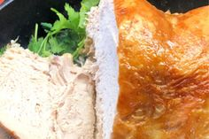 Are you looking for a way to streamline Thanksgiving dinner? Here are the easy instructions for How to Make a Frozen Turkey Breast in an Instant Pot. Cooking A Frozen Turkey, Turkey Rolls, Making Turkey Gravy, Gravy Packet, Frozen Puff Pastry, Sliced Turkey, Oven Roast, Turkey Breast, Cooking Time