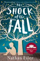 """The Shock of the Fall (Book) by Nathan Filer (mental health nurse) : Waterstones.com.  Nathan Filer has won the Costa Book of the Year with 'The Shock of the Fall', his debut novel about loss, guilt and #mental_illness.  The book follows the experience of Matthew Holmes, a 19-year-old who is haunted after witnessing his brother's death at a holiday park in Dorset.   """"It is not just about #schizophrenia - it is about grief,"""" she said.  http://www.bbc.co.uk/news/entertainment-arts-25936187"""