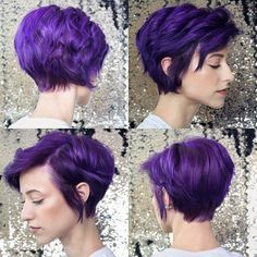 15 Cute Short Haircuts for a Smart Image - Cool Global Hair Styles 2019 Nice Short Haircuts, Short Haircut Styles, Cute Hairstyles For Short Hair, Pixie Hairstyles, Pixie Haircut, Pretty Hairstyles, Curly Hair Styles, Creative Hairstyles, Wedding Hairstyles