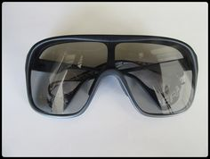 ceaaf5df286 CARRERA 5532 - made in Austria - Rare vintage sunglasses - ski - racing  style - NOS - Museum State