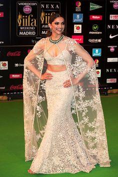 Deepika Padukone at IIFA 2016