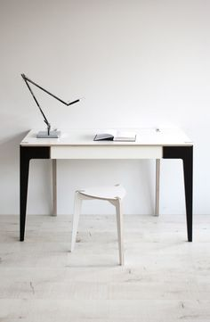 Working desk by Zhilionis on Etsy, $325.00