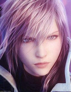 Some Final Fantasy Things Arte Final Fantasy, Final Fantasy Girls, Lightning Final Fantasy, Final Fantasy Artwork, Final Fantasy Characters, Fantasy Series, Anime Fantasy, Fantasy World, Final Fantasy Cosplay