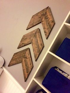 Hey, I found this really awesome Etsy listing at https://www.etsy.com/listing/217503807/chevron-wood-arrows-wooden-aztec-arrows