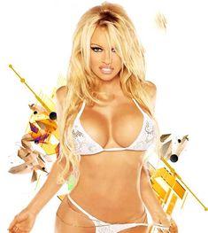 Pamela Anderson - IndiaShor.com