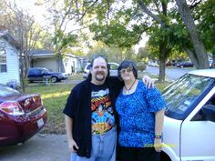 Me and Mom - Thanksgiving 2011