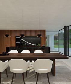 D design blog   more #interior inspiration at www.droikaengelen.com - jH House by Dieter Vander Velpen Architects