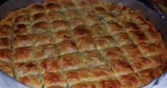 Screen Shot at Food Network Recipes, Food Processor Recipes, Cooking Recipes, Greek Pastries, Pastry Cook, Greek Cooking, Greek Dishes, Savoury Baking, My Best Recipe