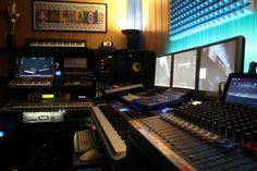 Studio Gear, Home Studio, Nord Rack, Mxr Distortion, Zip Drive, Windows 98, Recording Studio Design, Audio System, Studios