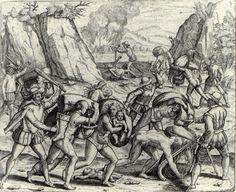 Theodor de Bry, Brevísima historia de las Indias