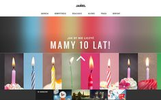 jamel agency onepage websites