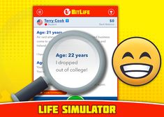 Unlock all features in the BitLife - Life Simulator by installing our Full Game Unlock Mod. Interactive Story Games, Test Games, Bad Boss, Life Of Crime, Best Mods, Free Android Games, Life Decisions, Life Choices, Love Your Life