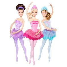 barbie pink shoes ballerina doll