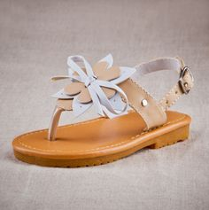Cute baby girl sandals for $4.50