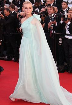 Style Crush : Diane Kruger At Cannes | rolala loves